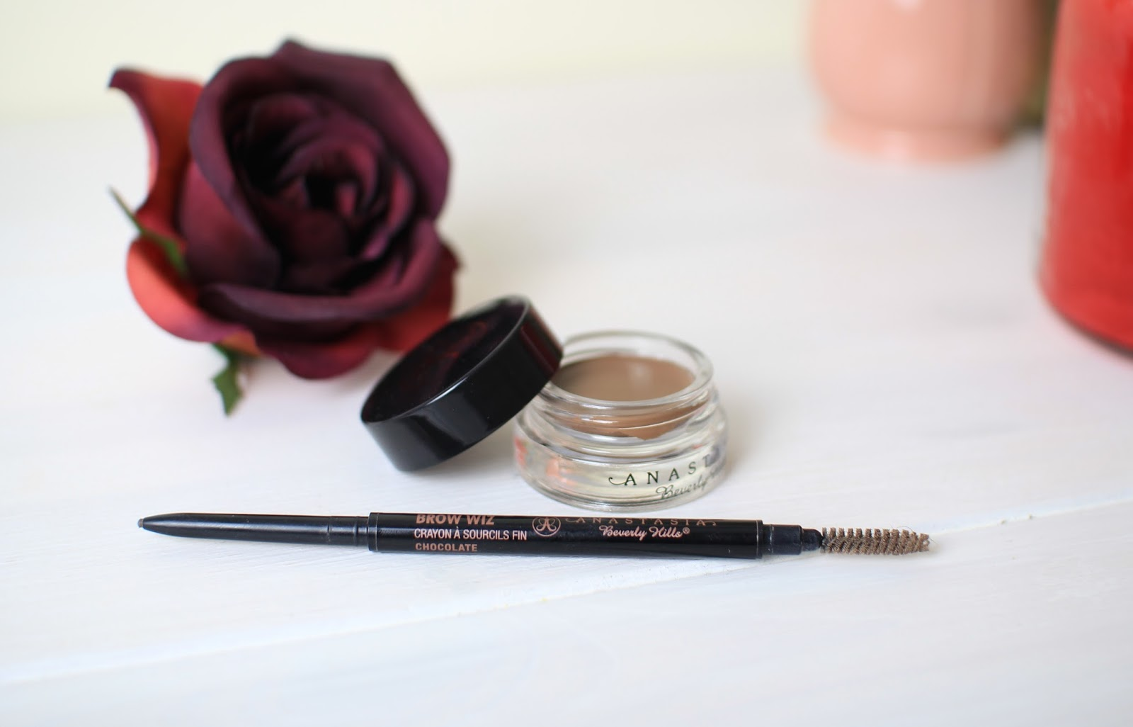 Anastasia Brow Wiz and Dipbrow Pomade