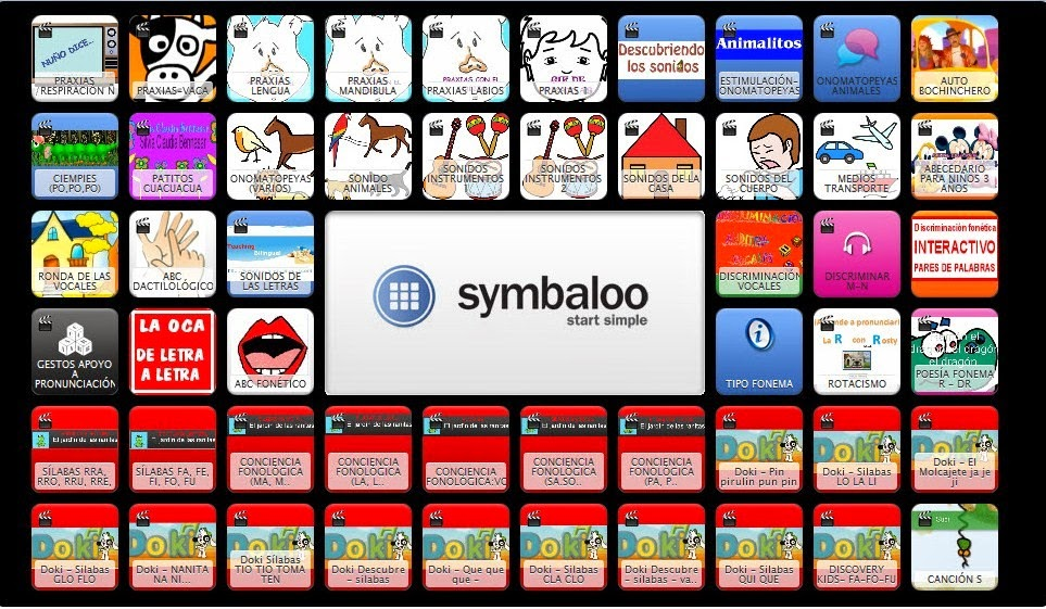 http://www.symbaloo.com/mix/fonologia