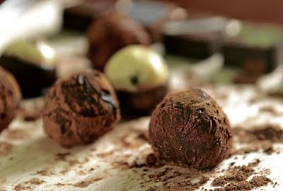 No-bake Choco Pastillas