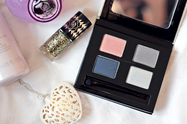 the body shop christmas 2015 collection swinging silver palette