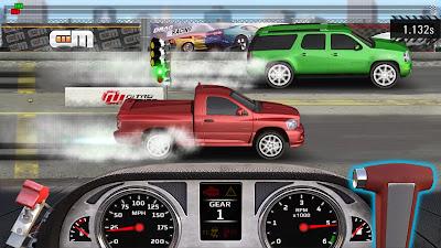Drag Racing 4x4