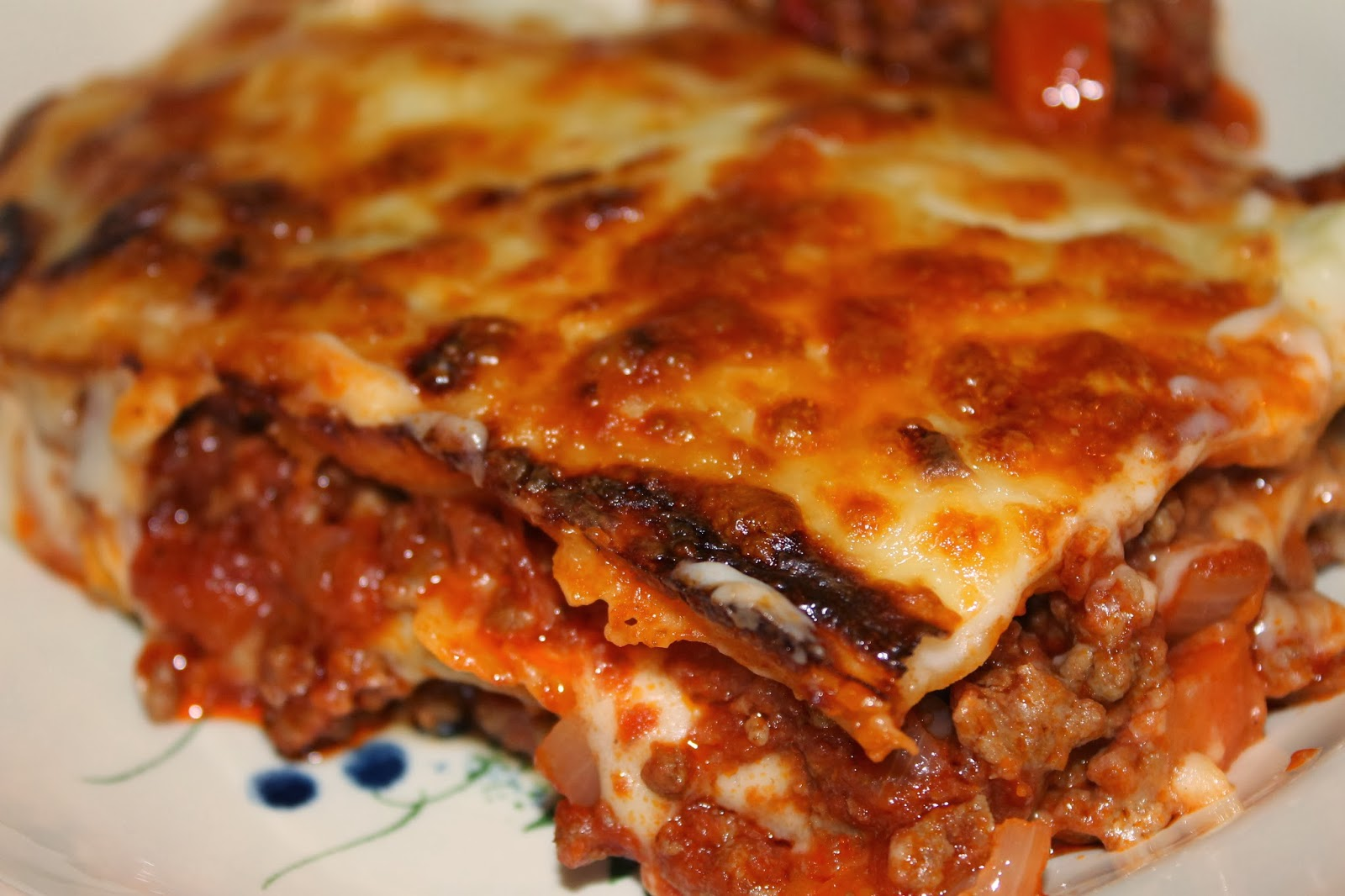 Lasagne - www.jibberjabberuk.co.uk