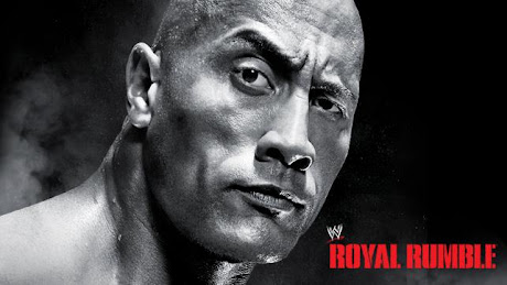 WWE Royal Rumble 2013.