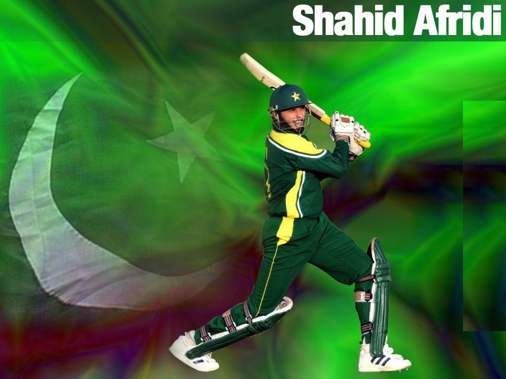 Shahid afridi best wallpapers sports wallpapers cricket wallpapers football nba tennis - Pakistan cricket wallpapers hd ...