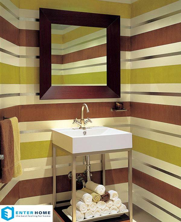 thiết kế nội thất phòng tắm nhà vệ sinh 11