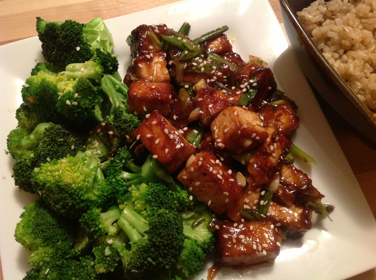 Asian fortune general tso sauce