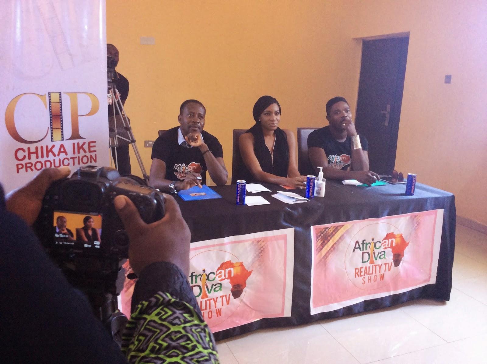 african diva chika ike tv show