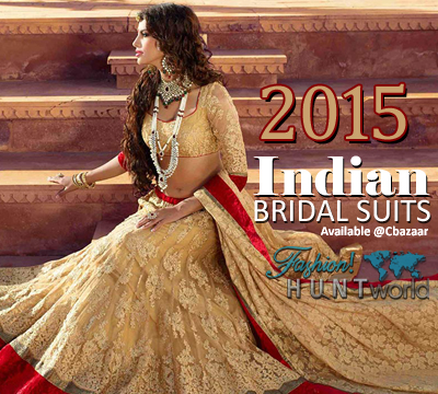 2015 Indian Bridal Suits