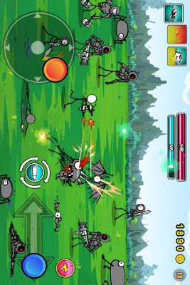 game cartoon Wars d