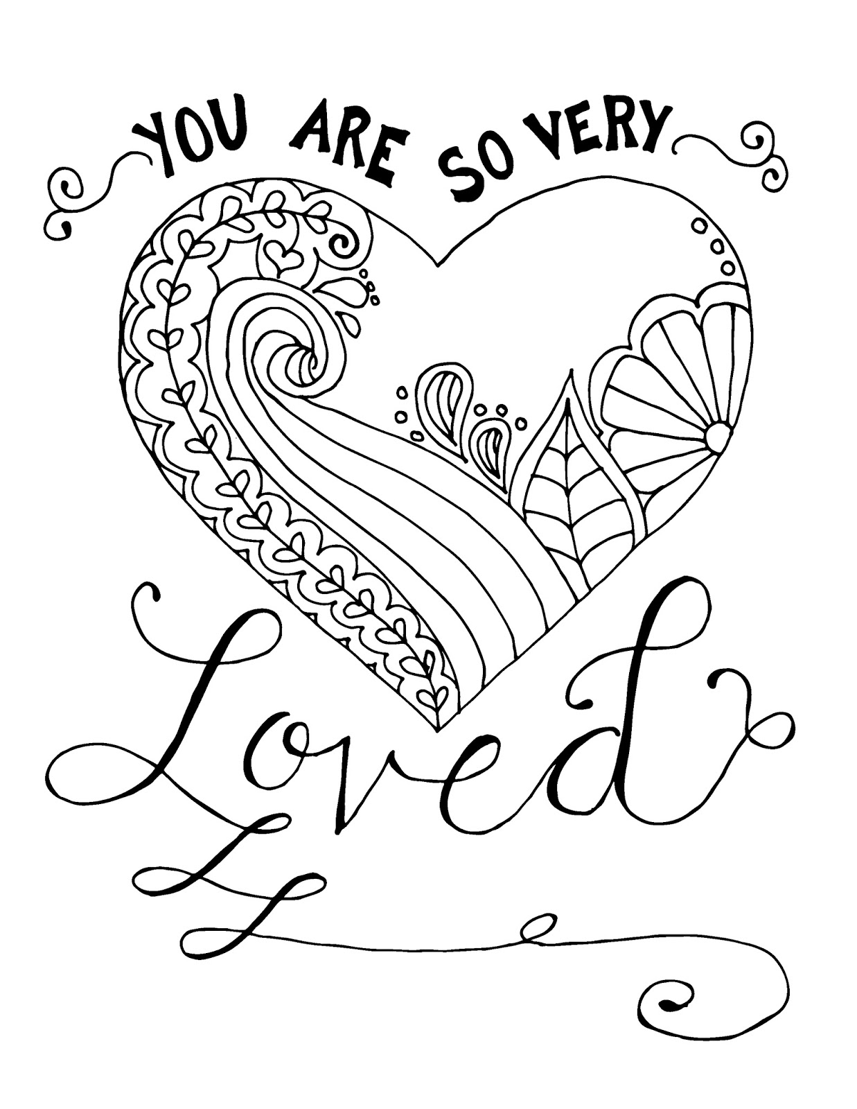 Free coloring pages august - From Http Bydawnnicole Com 2015 05 Mothers Day Free Coloring Page Html