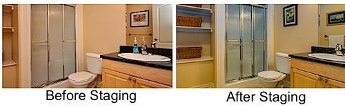 bathroom staging ideas - Staging A Bathroom