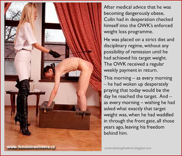 Caned weight loss