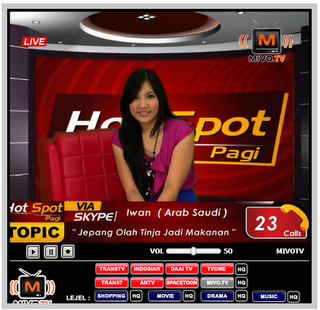Situs TV ONLINE terlengkap