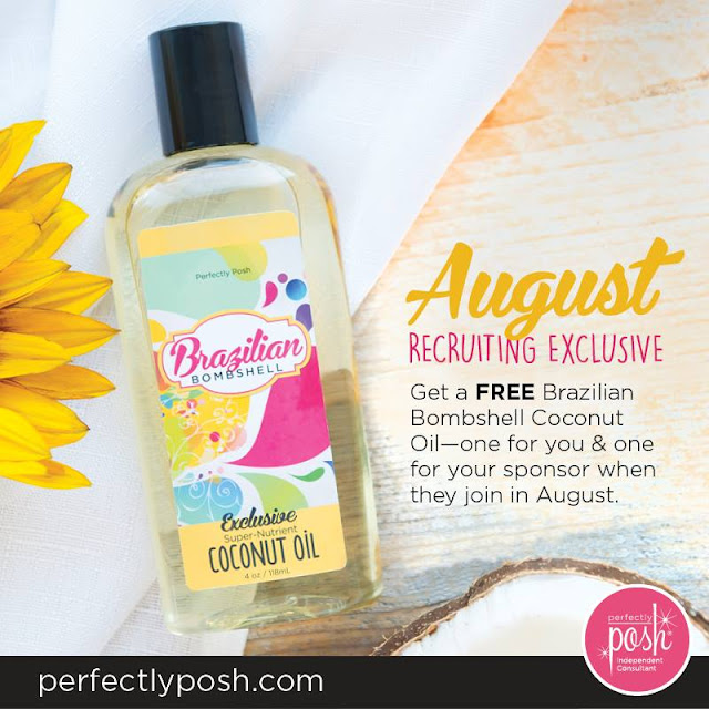 Perfectly Posh August Starter Kit Special