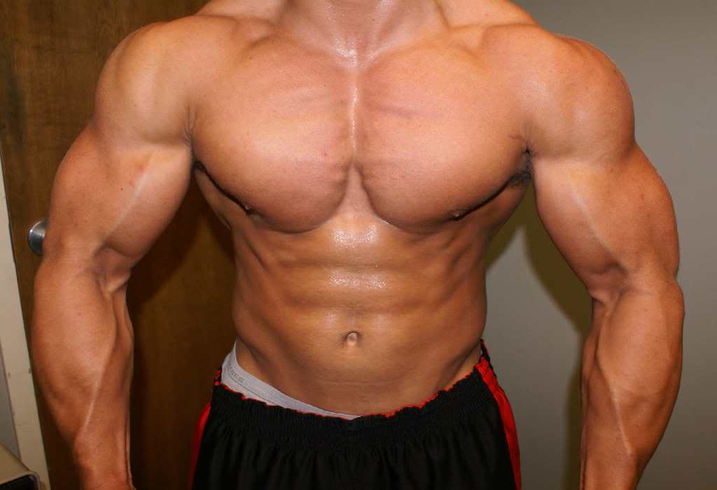 how to get the v cut bodybuilding