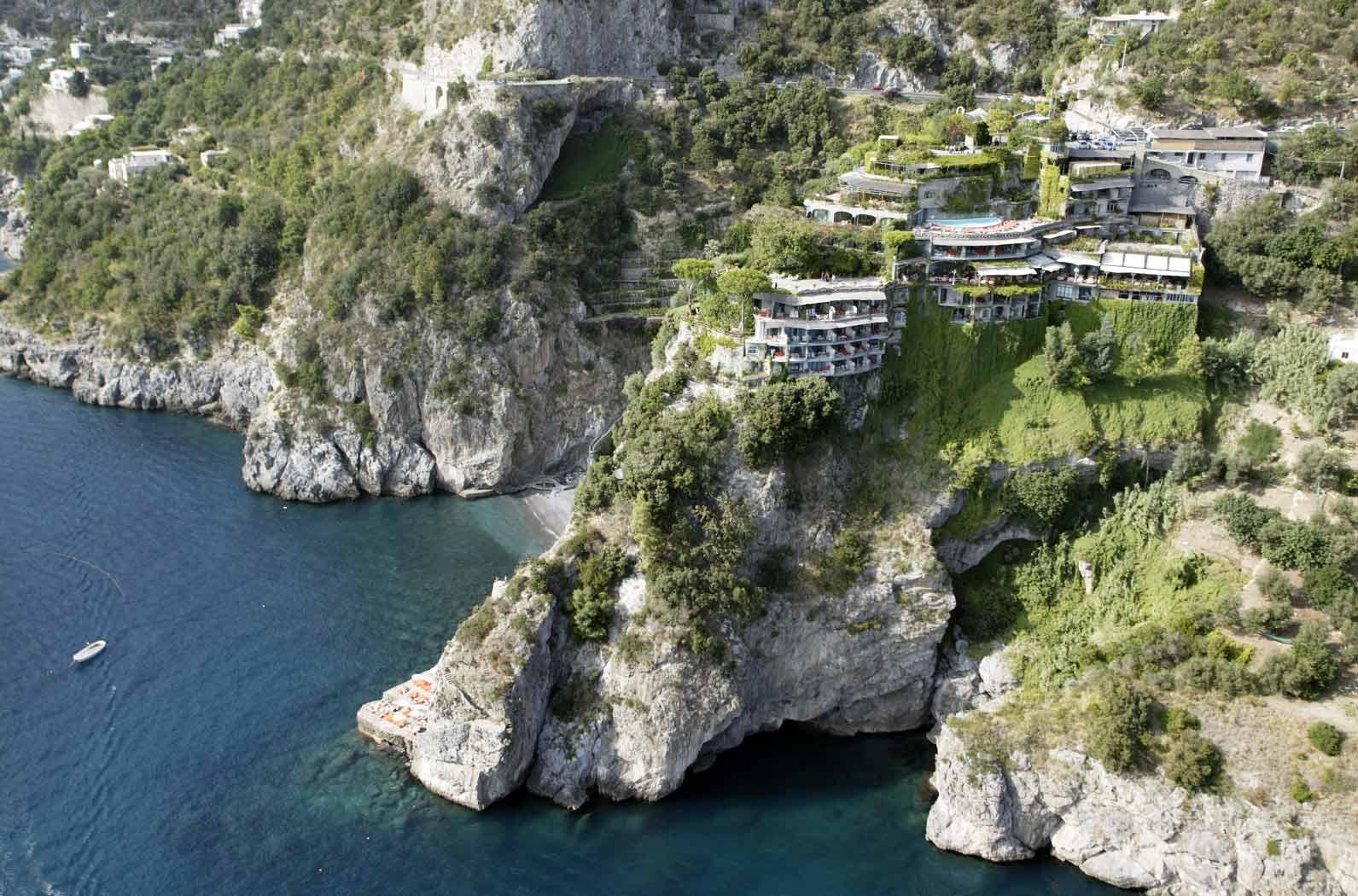 Hotel San Pietro Costiera Amalfitana