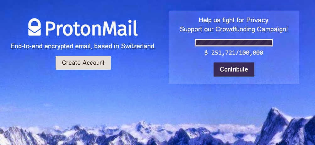 PayPal, ProtonMail, email, encryption, NSA, security, privacy