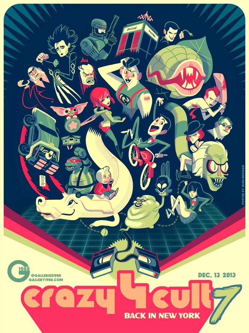 Crazy movie 4