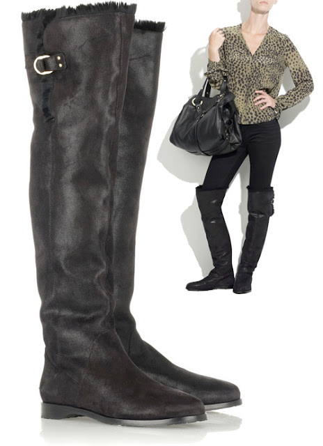 Over The Knee Boots Leather3