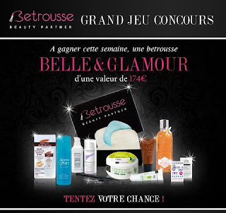 1 Betrousse Belle & Glamour à gagner