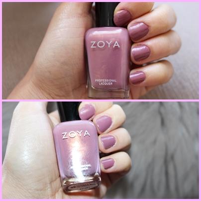 zoya charity nail polish