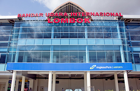 Bandara Internasional Lombok (Lombok Praya)