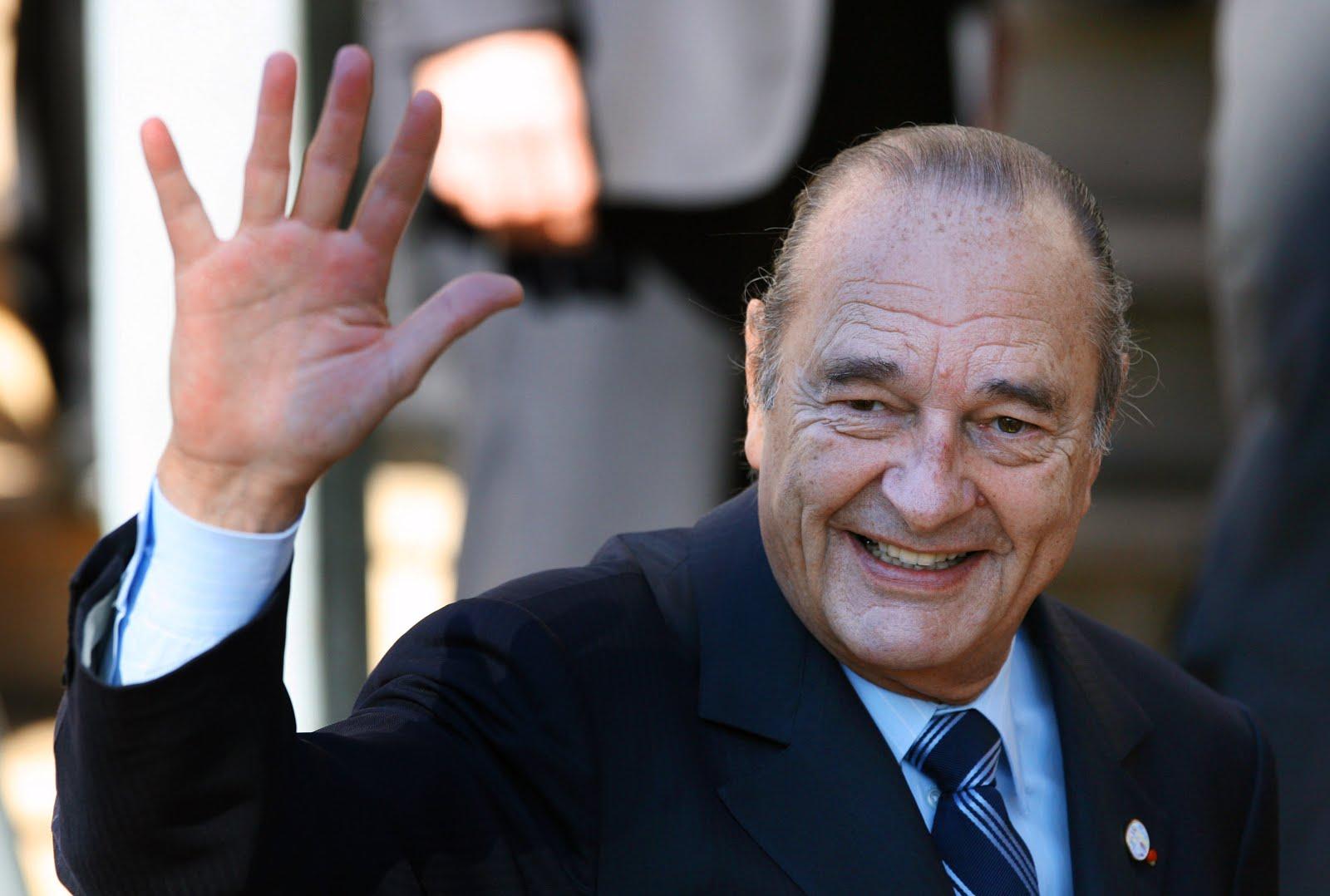 """France: Jacques Chirac, l'homme du """"Non"""" à la guerre en Irak, est mort"""