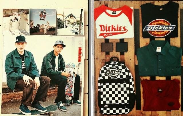 Dickies in Malaysia, Dickies Malaysia, Dickiea KLCC, american workwear, dickies