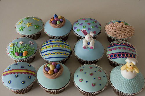 decorating cupcakes for easter. Labels: Easter cupcakes