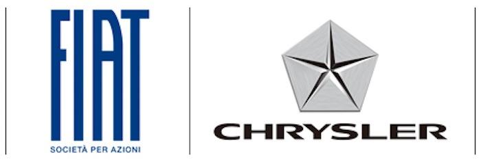 フィアット・クライスラーの新しいロゴが自動車会社っぽくない件