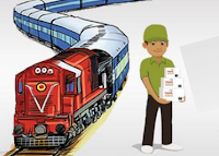 Get Flat 50% off on Food Delivered in Train :Buytoearn