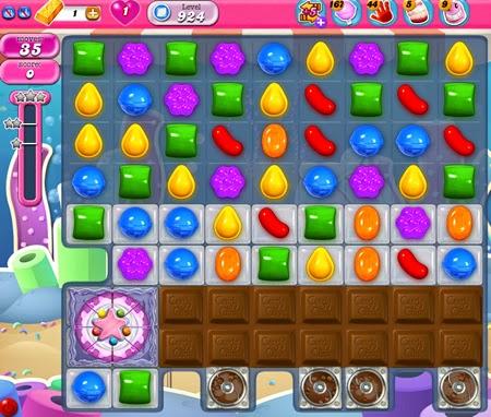 Candy Crush Saga 924