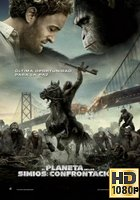 El Planeta de los Simios: Confrontación (2014) BRrip FULL 1080p Latino-Ingles
