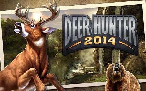Deer Hunter 2014 Para Hilesi Mod Apkv2.1.0
