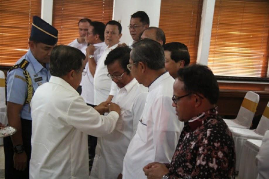 Pelantikan Pengurus PMI Periode 2014-2019 (foto: pmi.or.id)