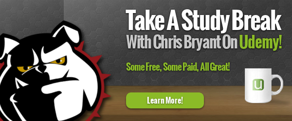 Chris Bryant's CCNA And CCNP Courses On Udemy