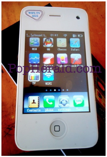 Fake white iphone 4 official white iphone 4 unboxing