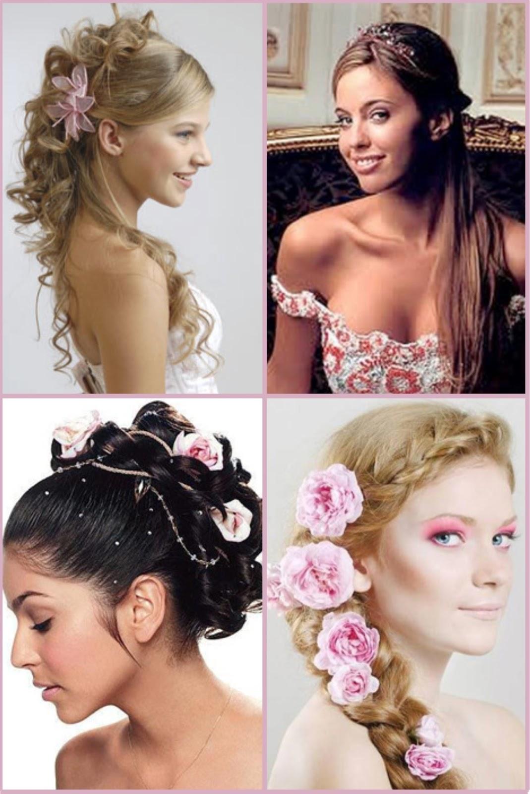 Peinados Para 15 Anos Tendencias De Peinados Para Tu Fiesta De 15