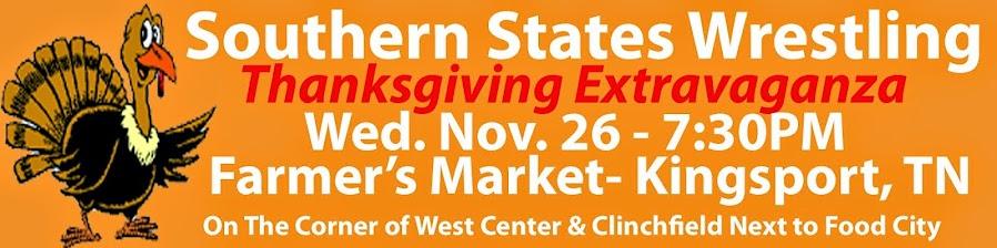 Thanksgiving Extravaganza 2014