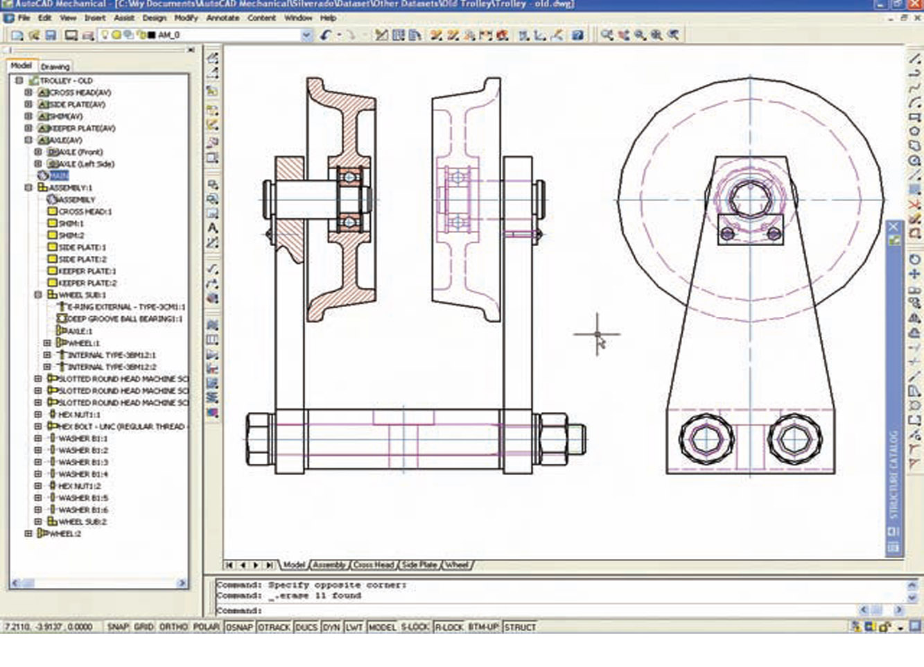 what is autocad mechanical pdf