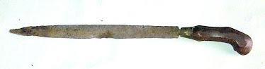 Pedang Luwuk zaman Mataram