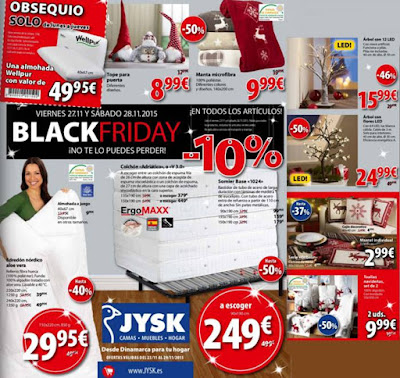 black friday 2015 de jysk