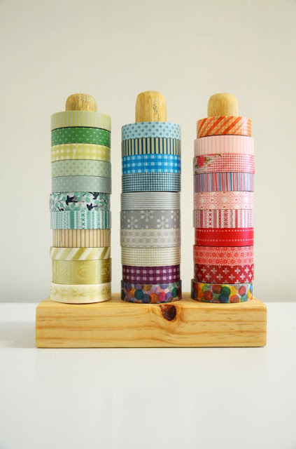 Vintage Pretty Decorating With Washi Tape