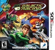 Download - 0155 - Ben 10 - Galactic Racing - 3DS ROMs