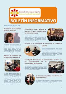 Boletín de la CIE febrero 2020