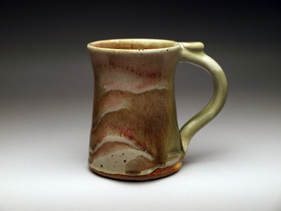 Pottery Mug by Lori Buff