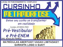 CURSINHO METAMORFOSE