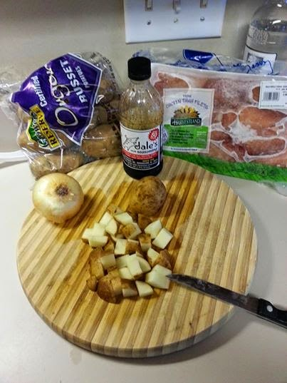 http://sharingwithmysisters.blogspot.com/2014/06/chicken-and-potato-hash.html