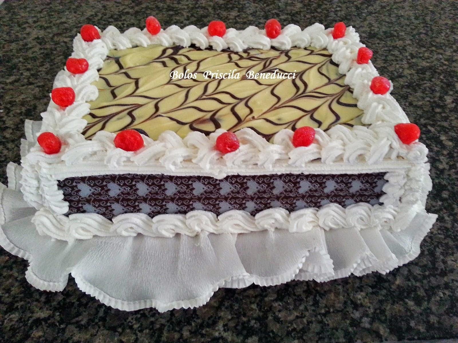 Torta Bolo Sorvete
