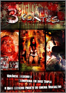 Download - 3 Cortes DVDRip - AVI - Nacional